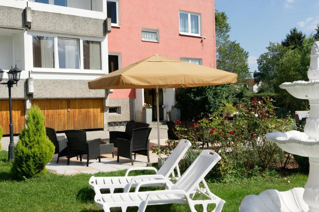 Hotels in der Nähe : Apartment-Hotel Rackwitz