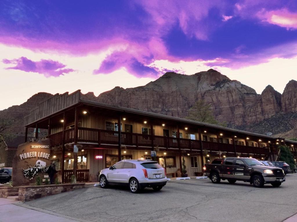 motel pioner zion national, springdale, ut - booking