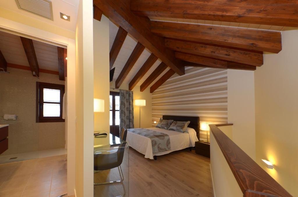 Foto del Apartamentos El Palacete de Ainsa