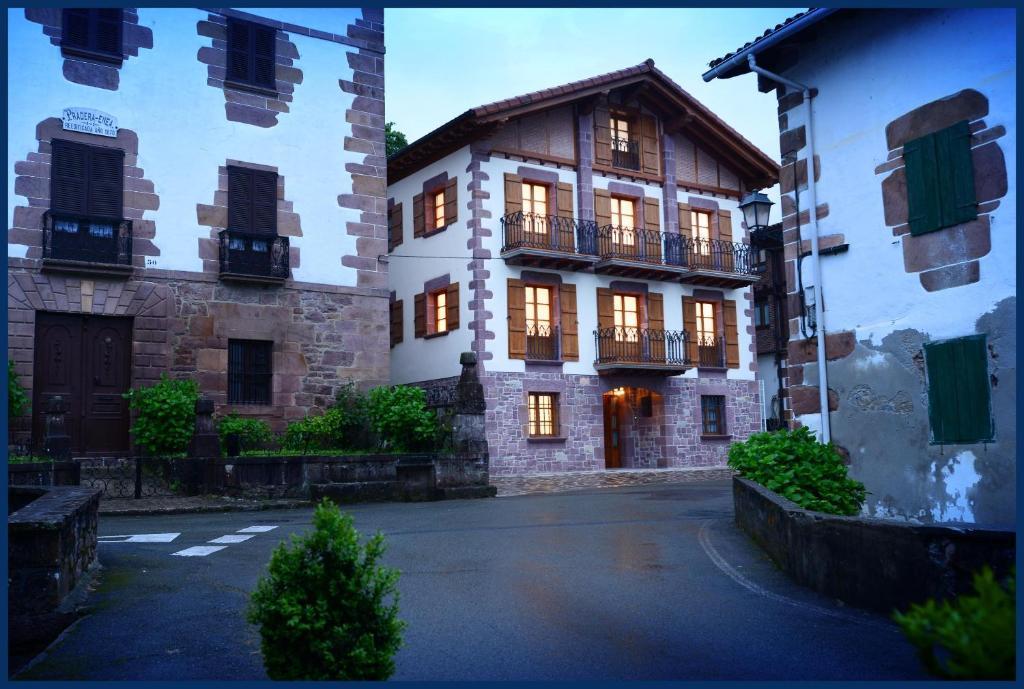 Apartments In Urdax Navarre