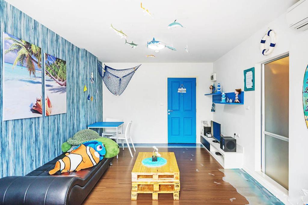 Apartment Marine Room@ Baan Khun Koey Huahin, Hua Hin, Thailand ...