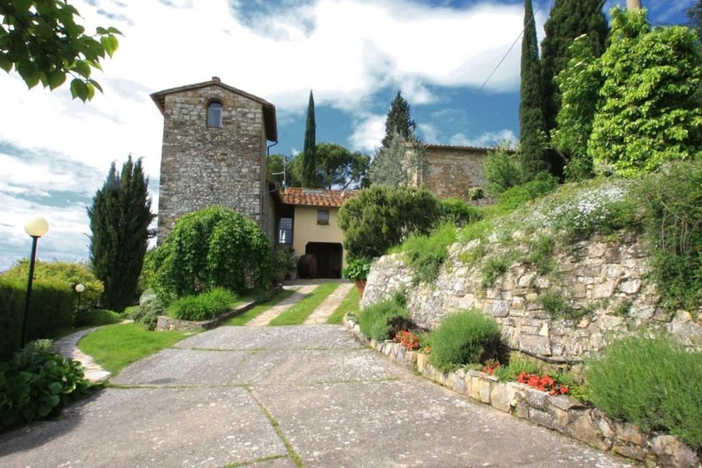 Country House Casale Fontibucci-vista su Firenze, Bagno a Ripoli ...