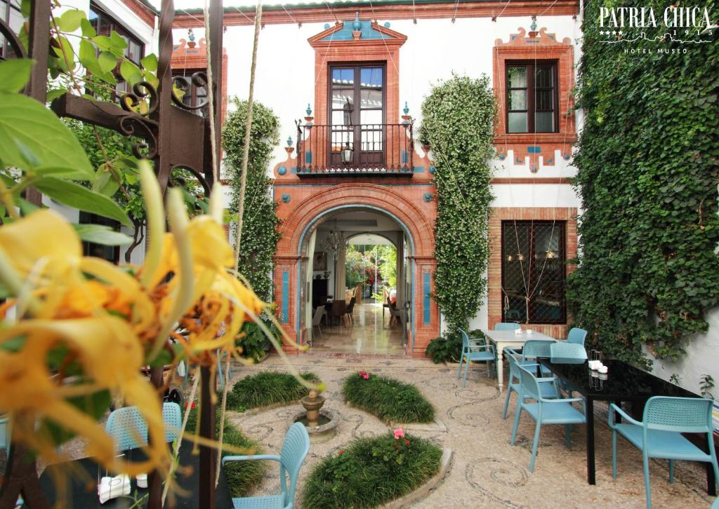 boutique hotels in córdoba  72