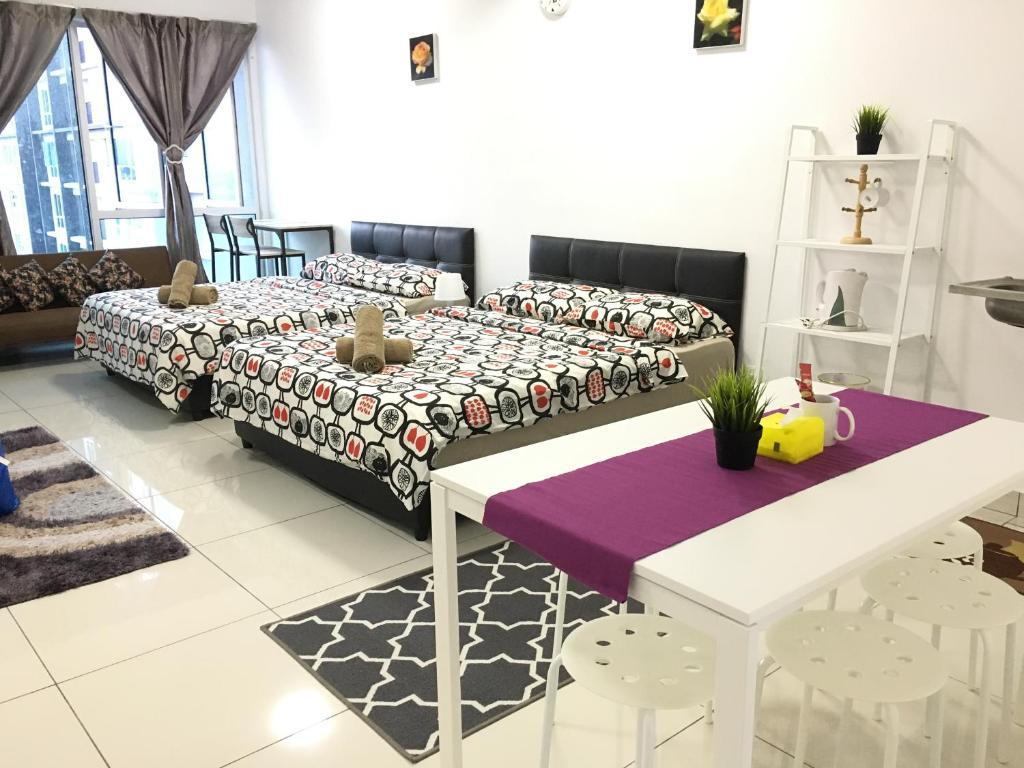 ANF Homestay @ De Centrum, Kajang, Malaysia - Booking.com
