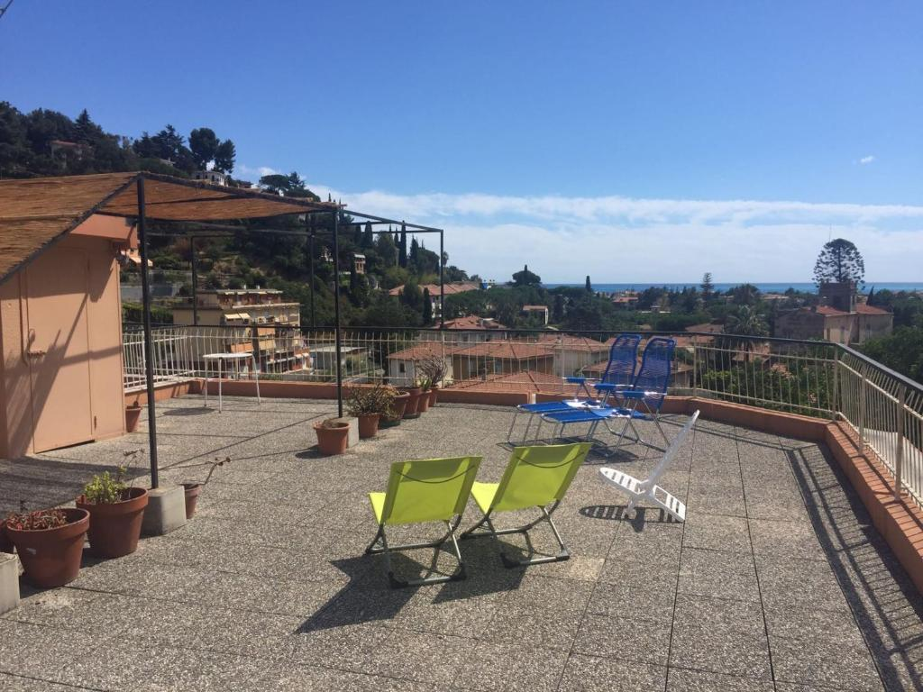 Vacation Home Terrazza Paramù, Bordighera, Italy - Booking.com