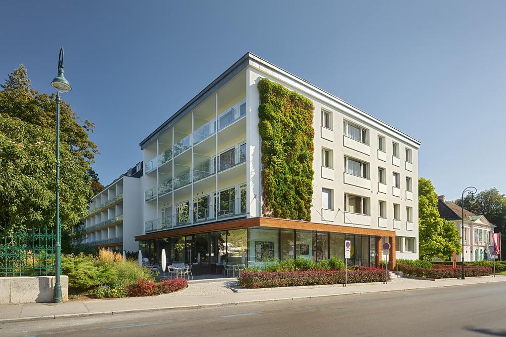 At The Park Hotel Baden Austria Booking Com