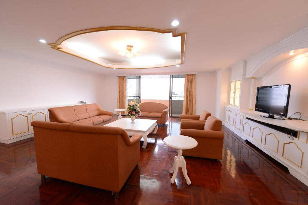 Luxury 3 Bedroom Apartment in Central Bangkok, Thailand ...