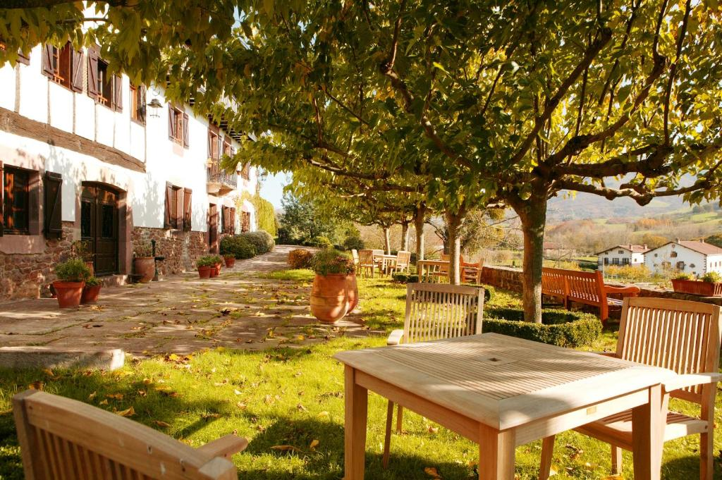 boutique hotels in navarra  236