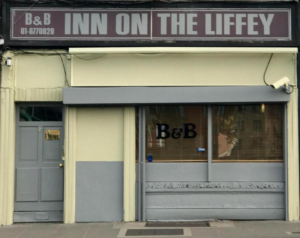 e8ce0a843 Inn on Liffey Guesthouse (Irlanda Dublin) - Booking.com