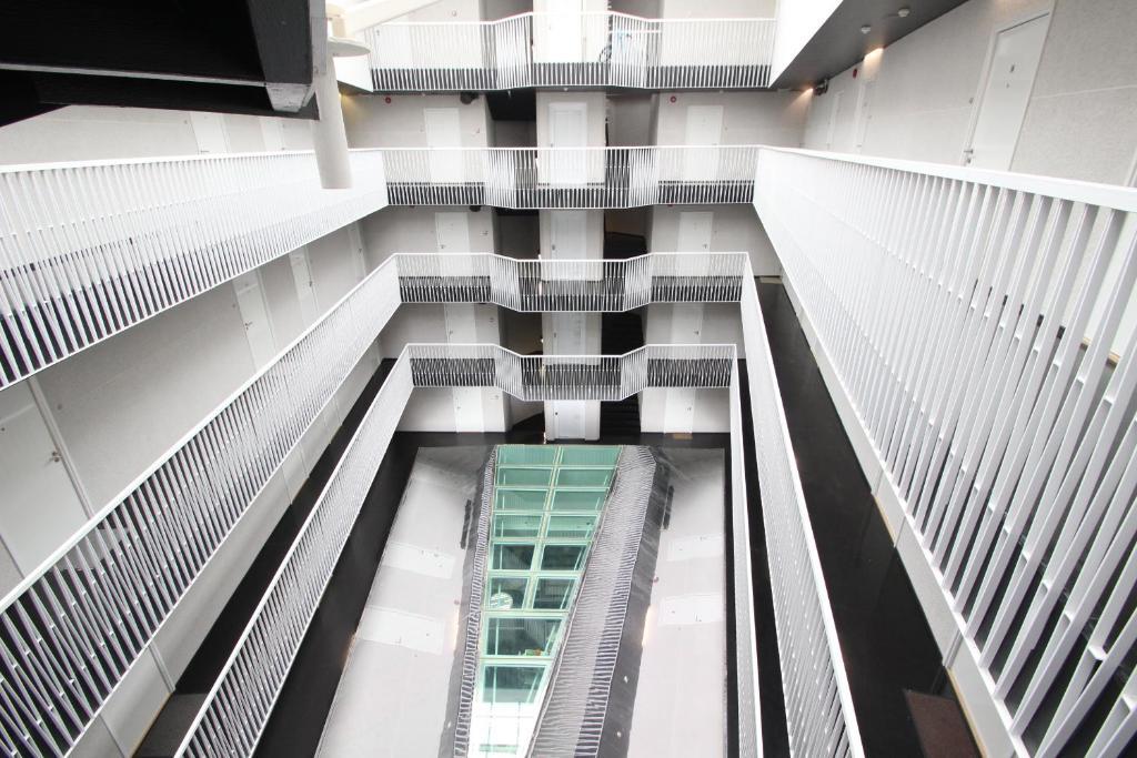 Gallerian kuva majoituspaikasta