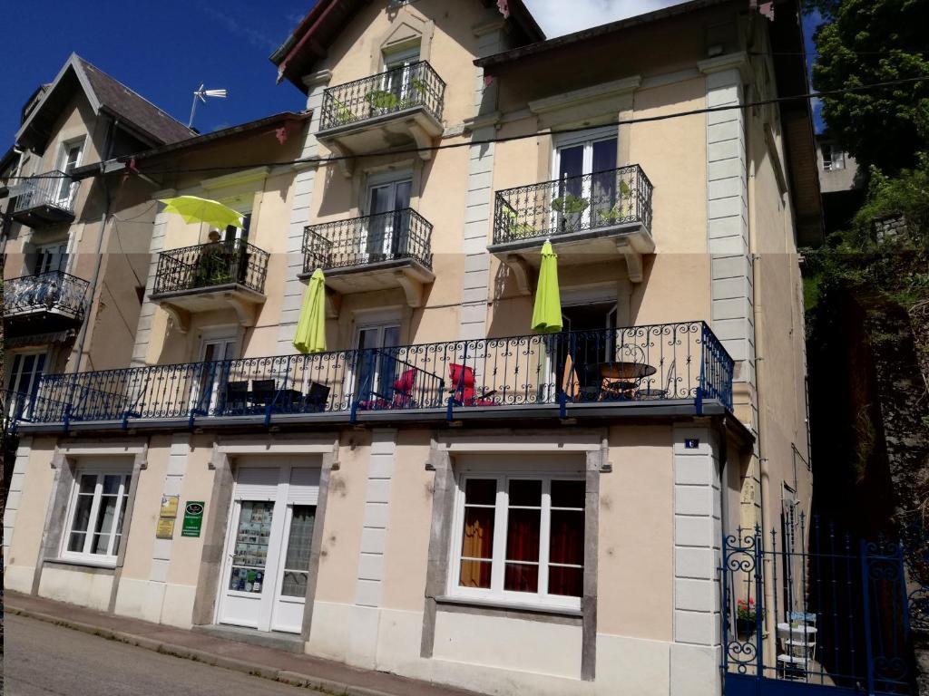 Apartments In Pont-du-bois Franche-comté
