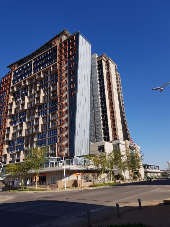 Apartments At Itowers Cbd Gaboron Gaborone Botswana