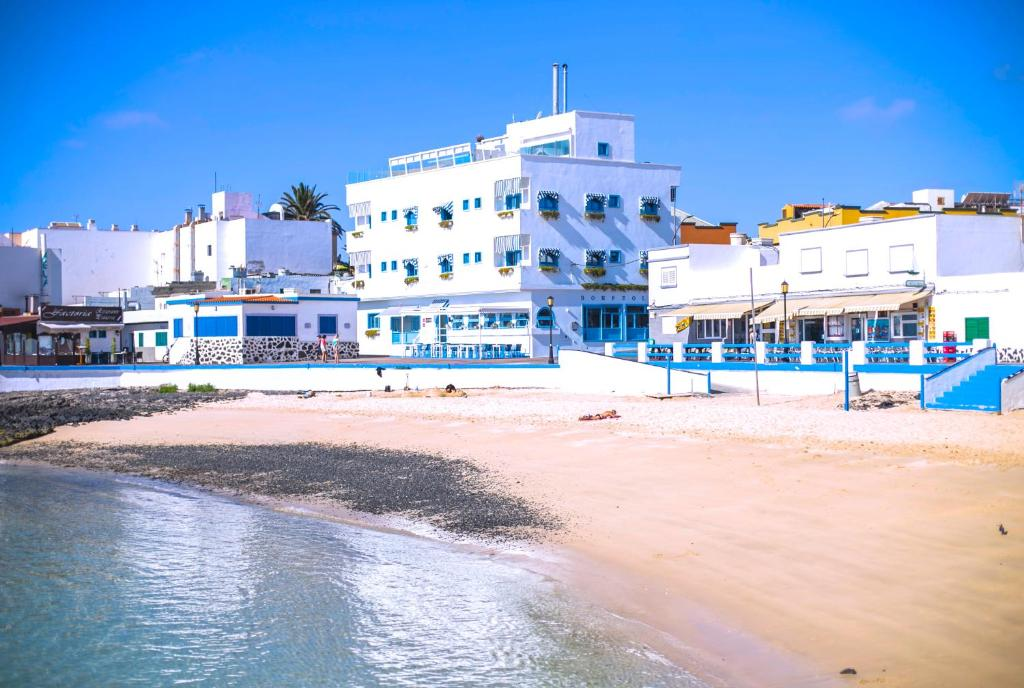 boutique hotels corralejo  19