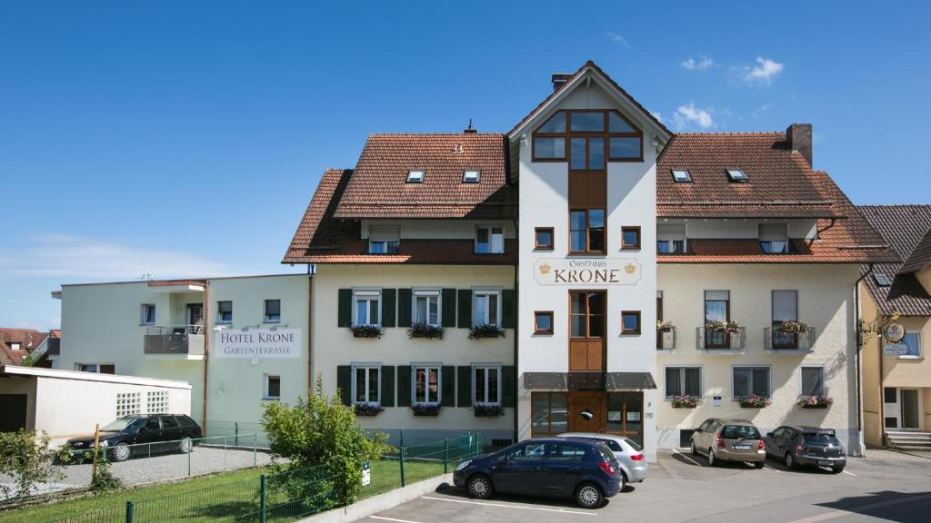 Hotel Gasthaus Krone Immenstaad Am Bodensee Germany Booking Com