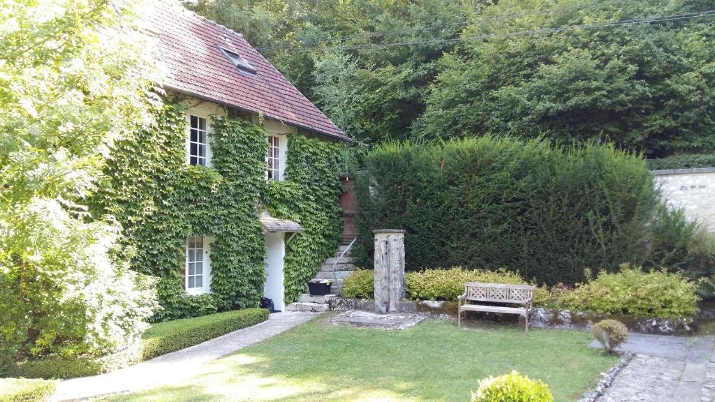 Pension Maison dhotes Jardins Val (Frankreich Notre-Dame de la Mer ...