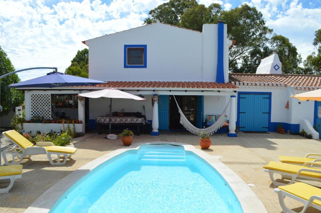 Monte das silveirinhas casa rural portugal silveiras - Casa rural lisboa ...