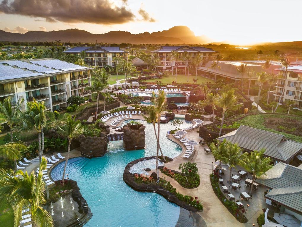 A view of the pool at Koloa Landing Resort at Po'ipu, Autograph Collection or nearby