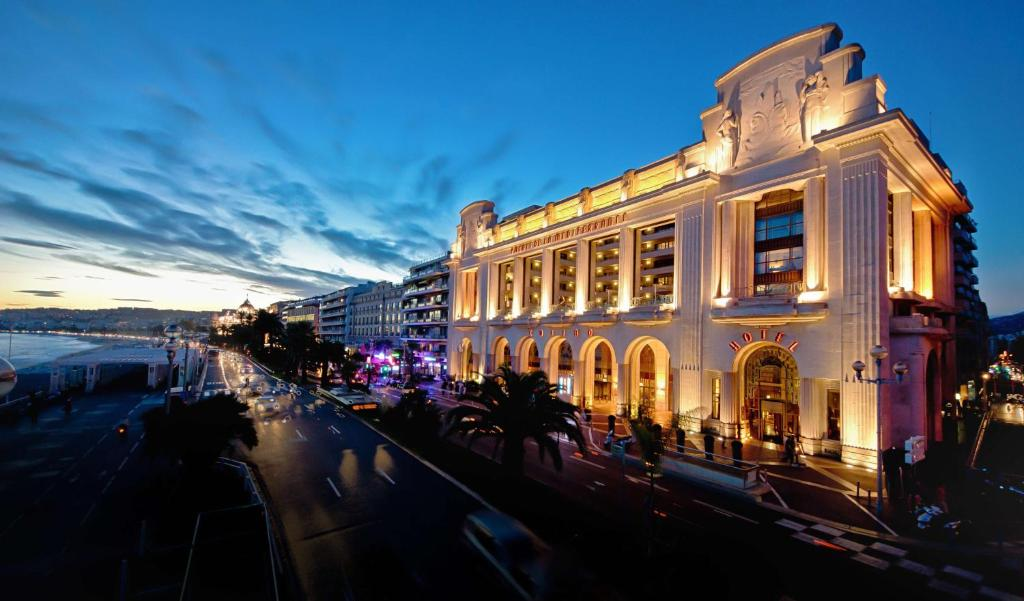 Super Hotel Hyatt Regency Nice, France - Booking.com CD09
