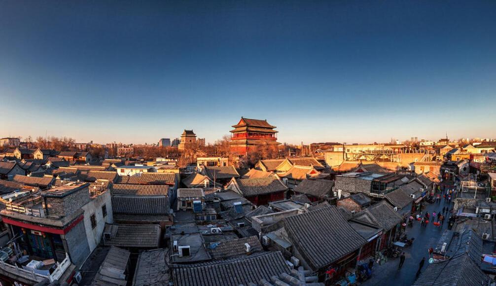 北京イースト ホテル (鼓楼后海)...