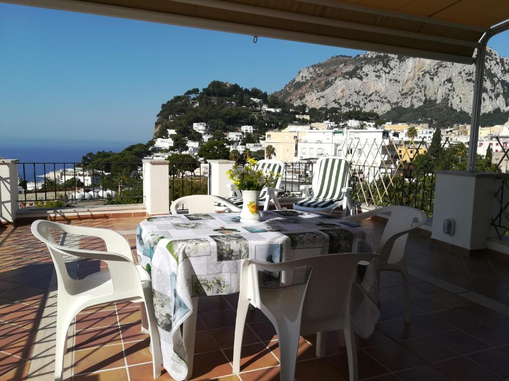 Apartment La Terrazza di Eduardo, Capri, Italy - Booking.com