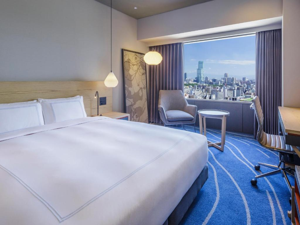 Swissotel Nankai Osaka, Japan - Booking.com