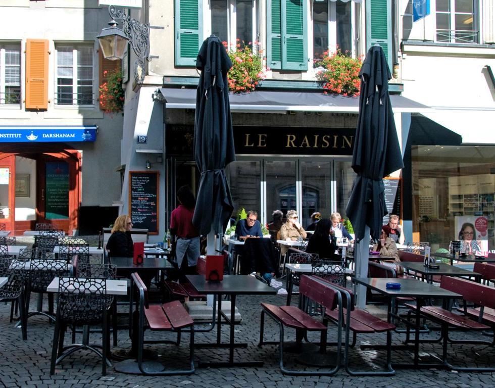 Hotel Du Raisin Lausanne Switzerland Bookingcom