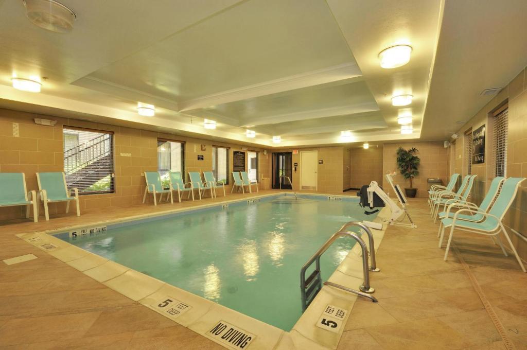 Hotel Hampton Jericho Westbury, NY - Booking.com