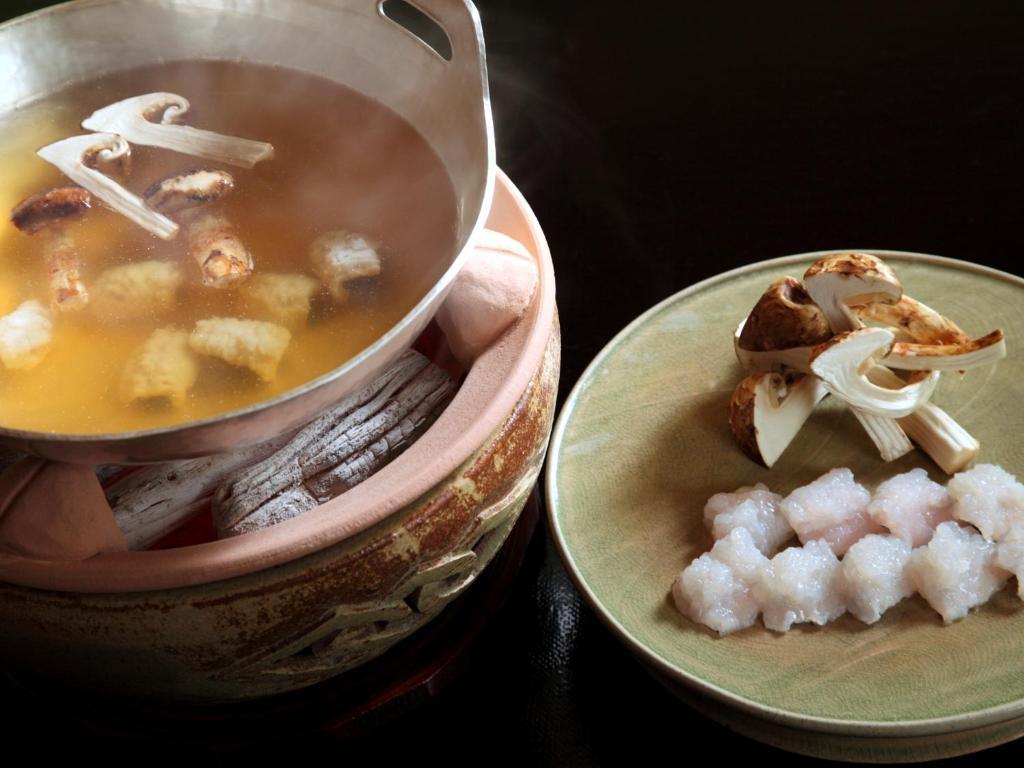 ポイント3.春夏秋冬の味を堪能する食事