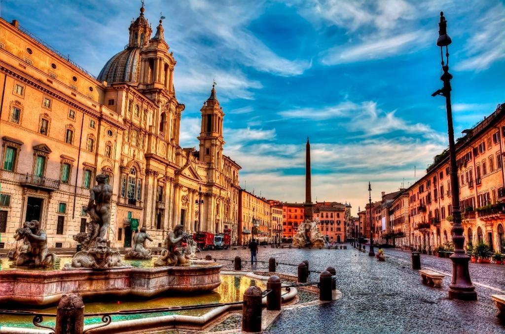 Appartamento Della Chiesa Nuova Italien Rom Bookingcom