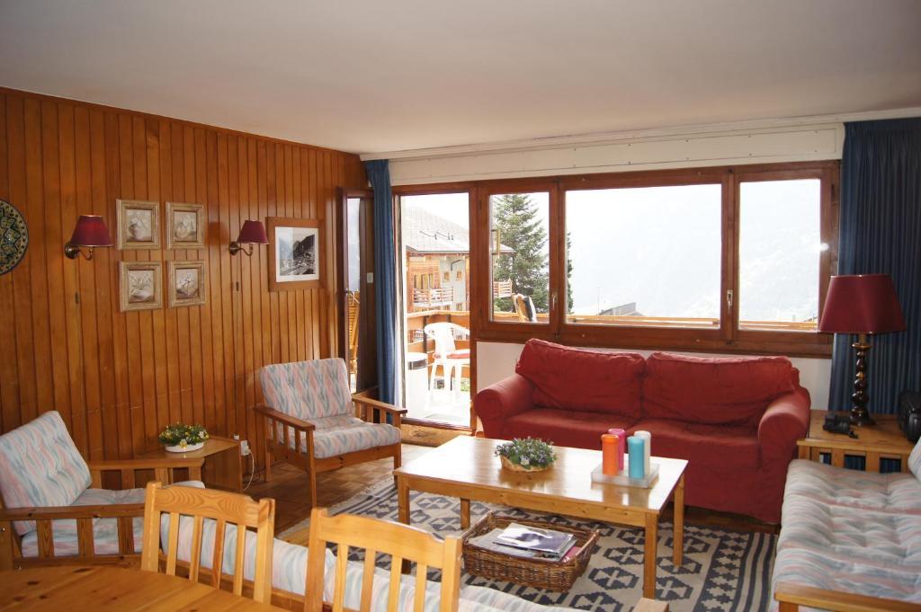 Apartment panorama verbier switzerland booking