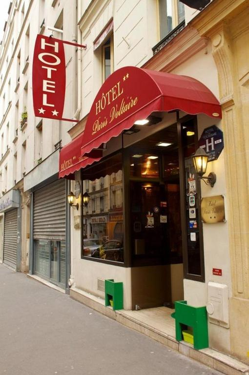 オテル パリ ヴォルテール(パリ...