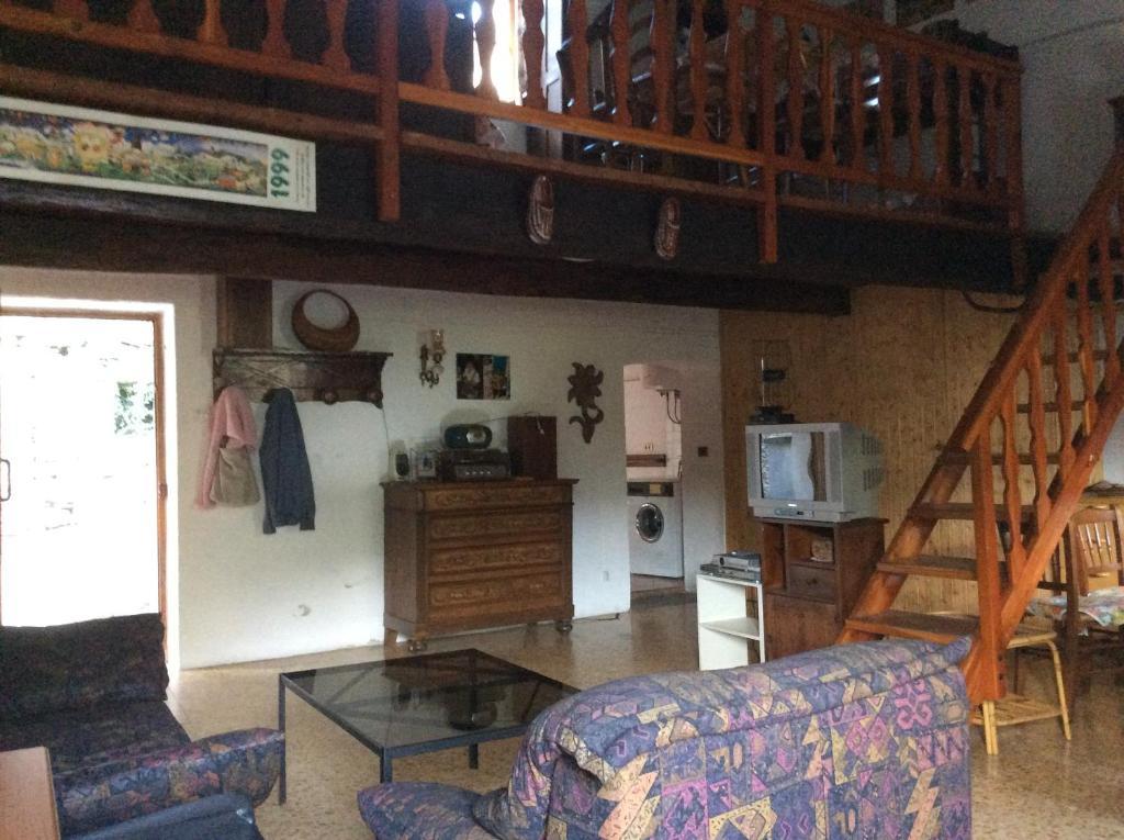 Amato Hotel Bella baita open space con soppalco (Italia Exilles  ZB16