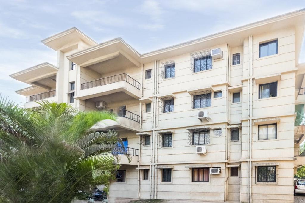 Apartment Near Calangute Beach Goa By Guesthouser 59580 India