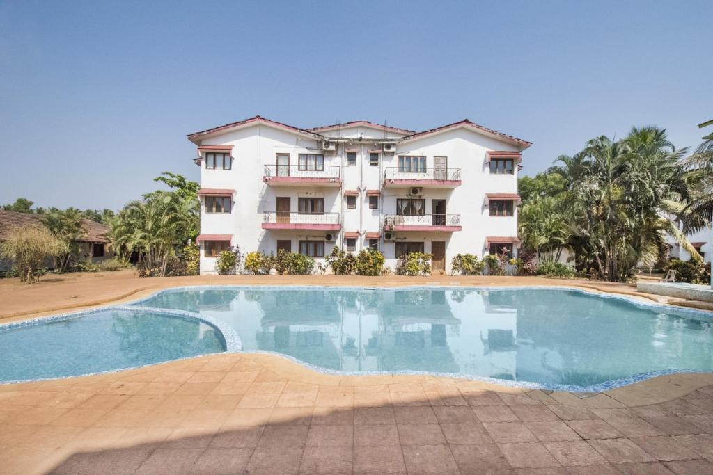 Apartment Near Calangute Beach Goa By Guesthouser 43654 India