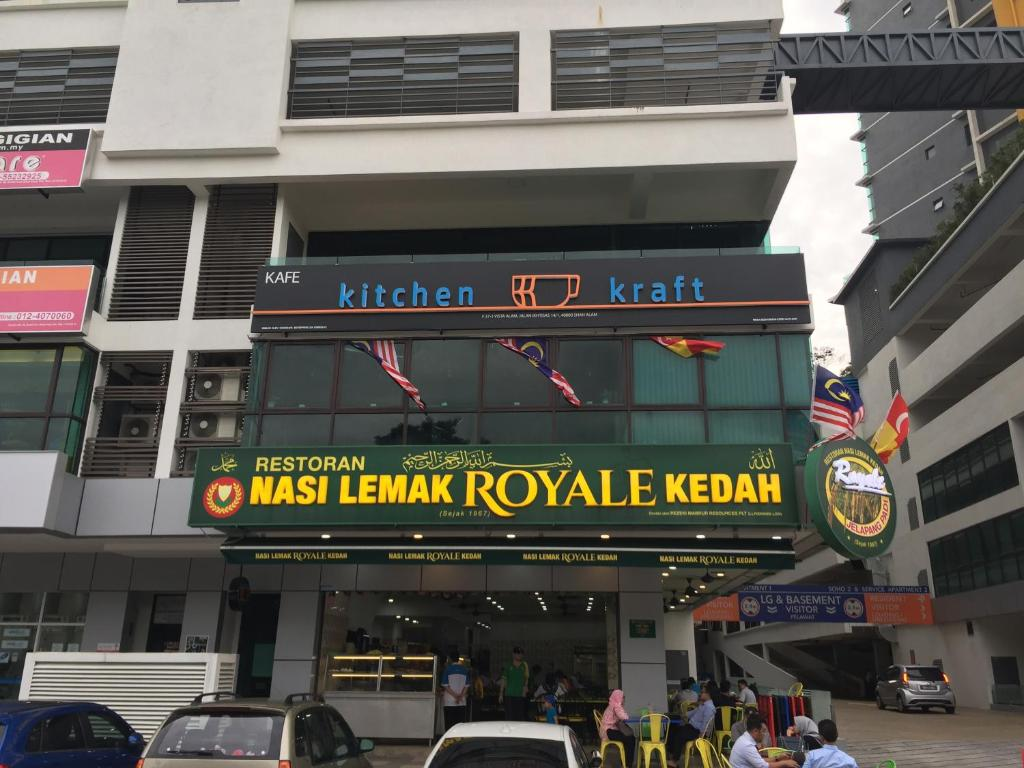 Hotel Raj Vista Suites And Convention Guesthouse Vista Alam Condominium Shah Alam Malaysia Bookingcom