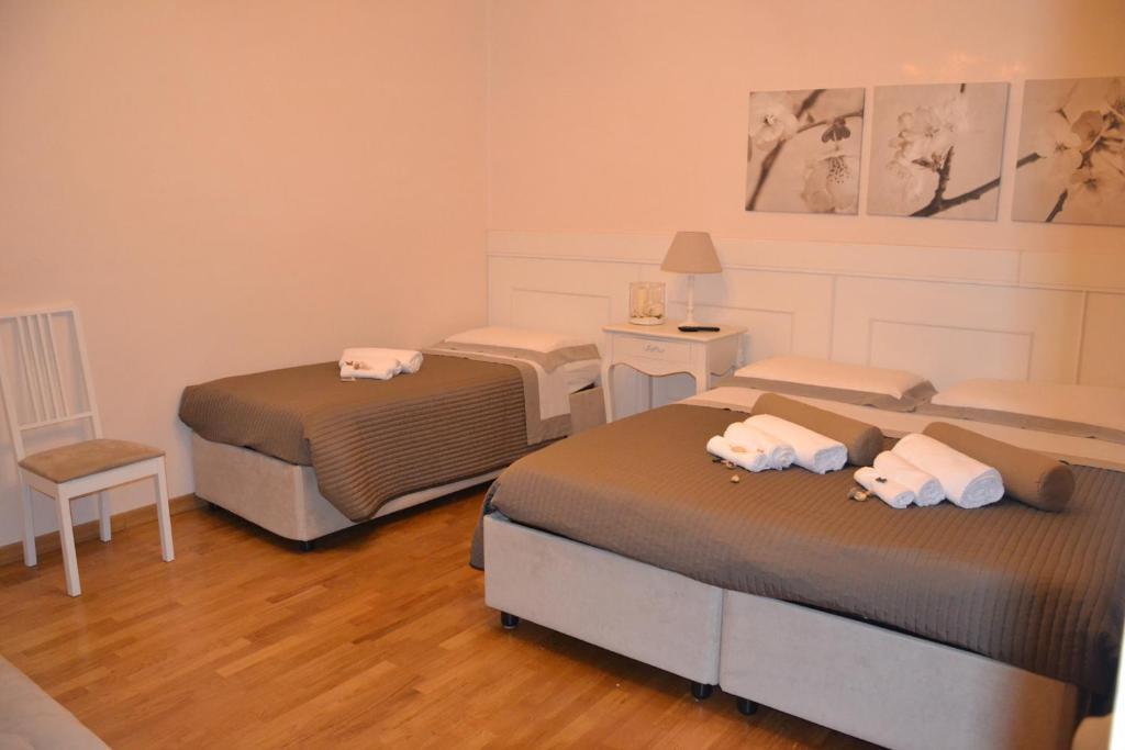 abbastanza Appartamento Shabby Chic (Italia Roma) - Booking.com VL58