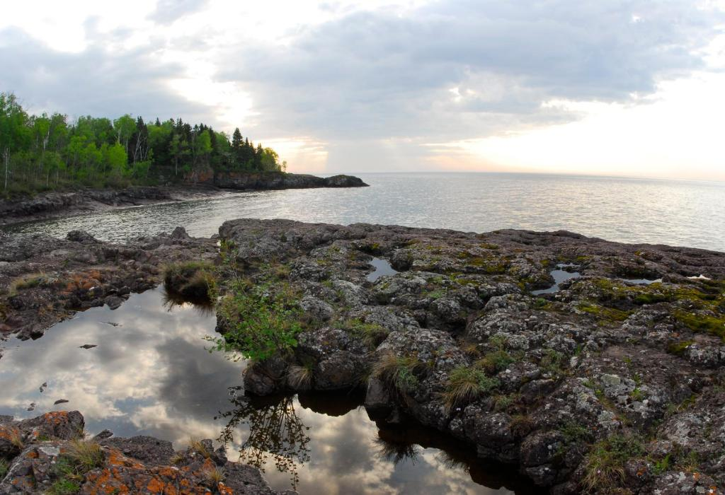Vacation Home Surfside On Lake Superior, Tofte, MN