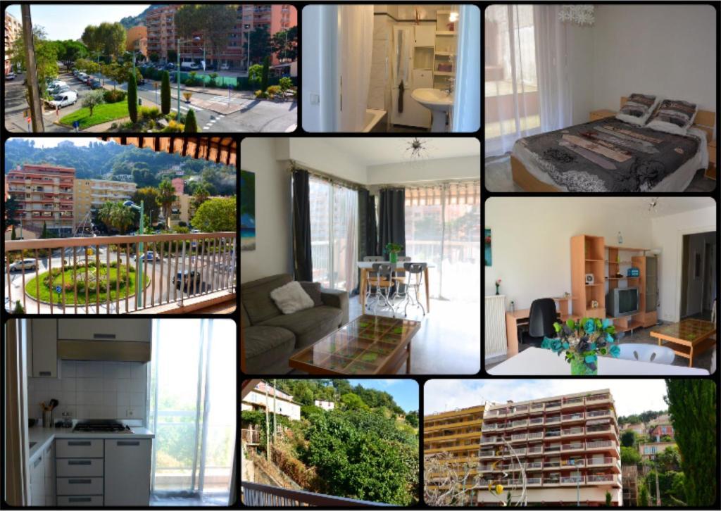 apartment chez nathalie & anthony, menton, france - booking