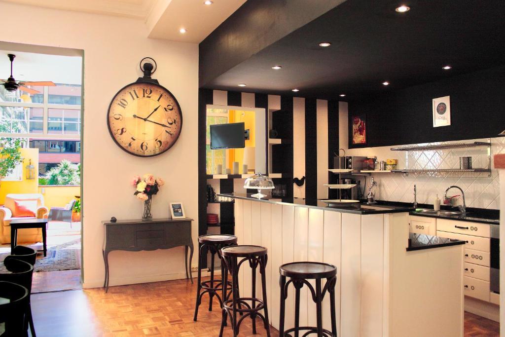 Kuchnia lub aneks kuchenny w obiekcie Casa Consell Apartments