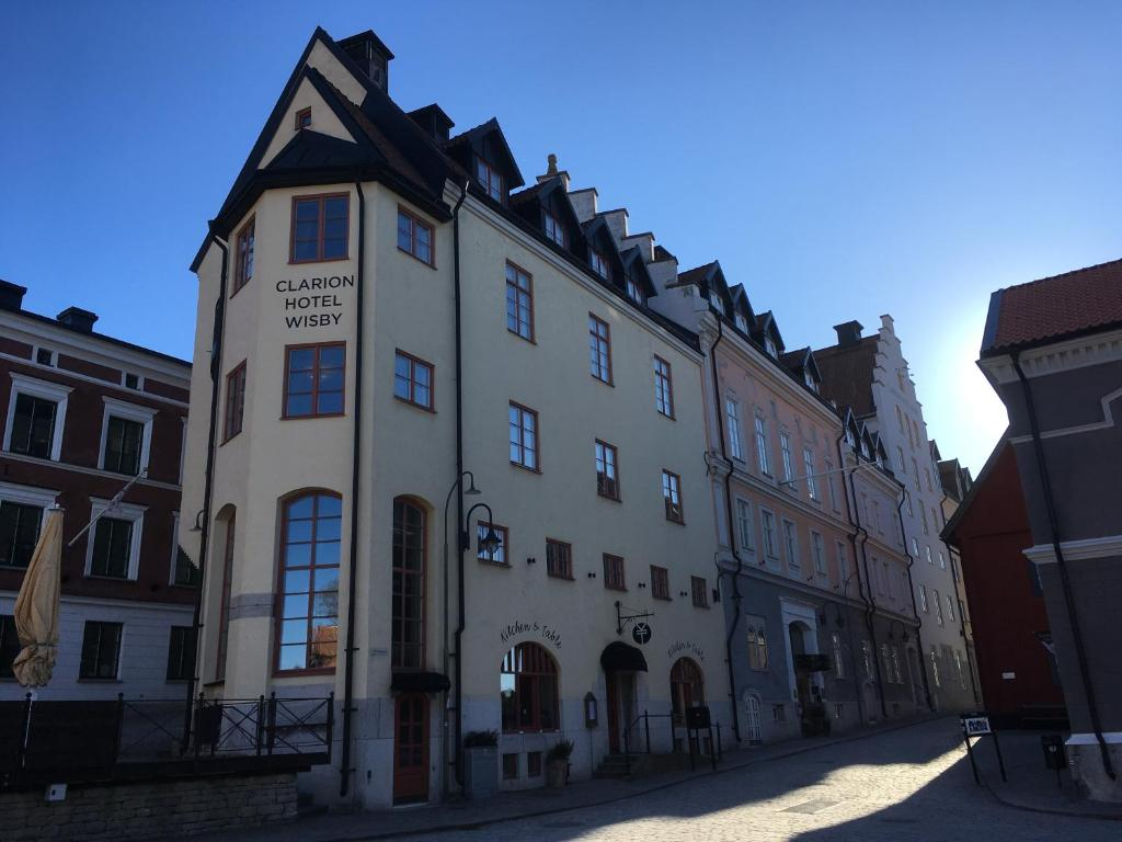clarion hotel visby