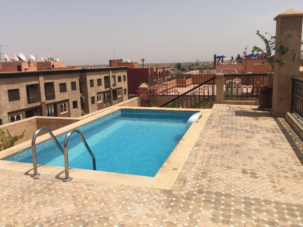 Apartment Gueliz Hivernage Piscine Marrakesh Morocco Booking Com