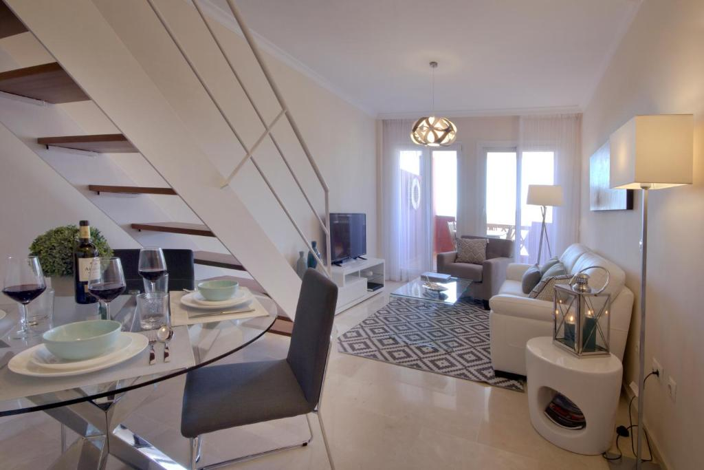 luxury duplex penthouse in manilva beach, manilva \u2013 updated 2019 pricesgallery image of this property