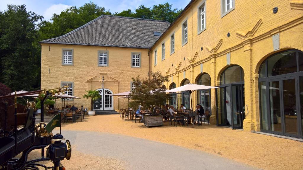 Hotel Schloss Dyck (Deutschland Jüchen) - Booking.com