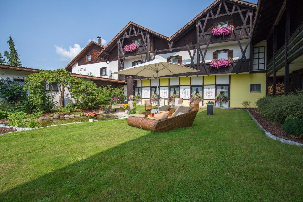 Hotel Waldblick Bodenmais Germany Booking Com