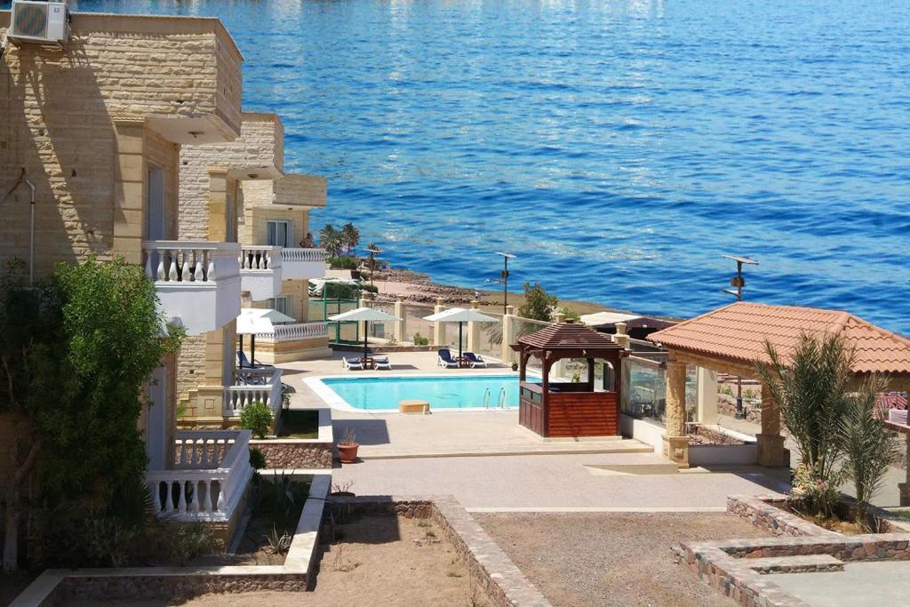 Dahab hotel egypt - Dive inn resort egypt ...
