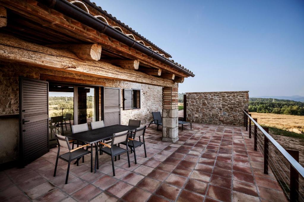 casas rurales con encanto en cataluña  213