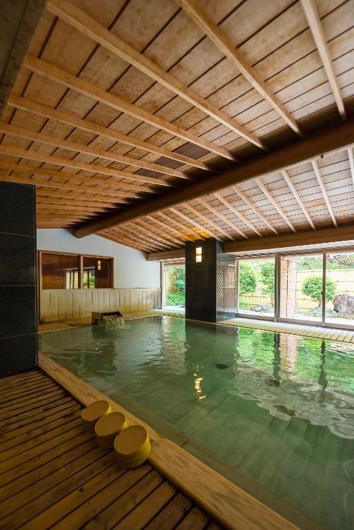 ポイント1.非日常を体験できる大浴場