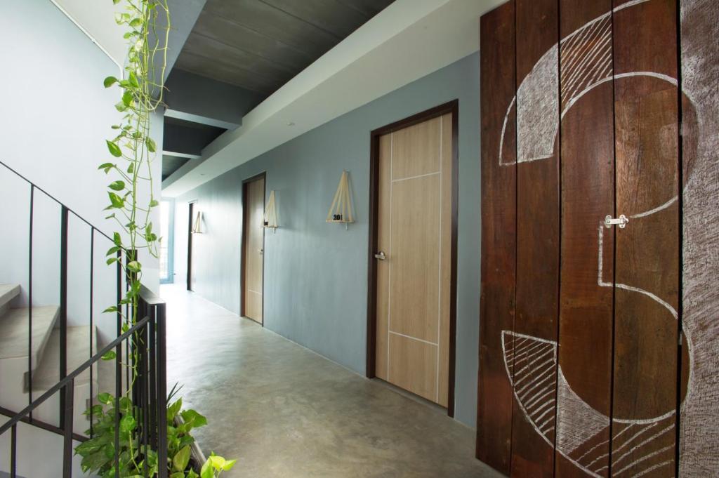 Bangkok House Avec Une Prise Unique Sur La Vie Privée