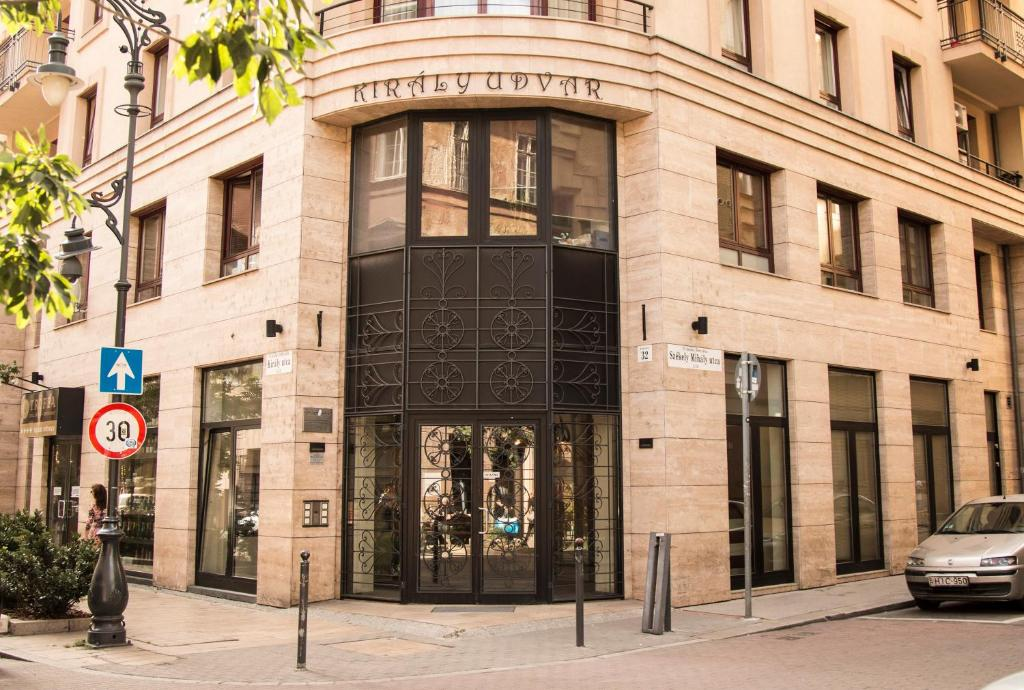 Royal Court Apartments Budapest Hungary Booking Com