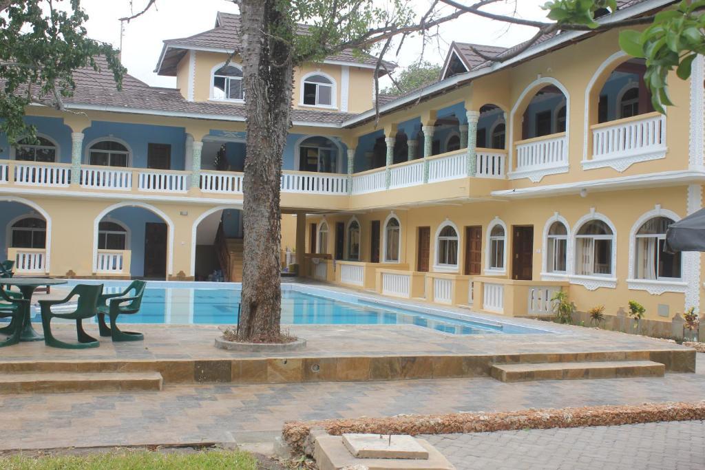 Manyatta Resort Apartments Diani Beach Kenya Booking. Gallery Of This Property. Wiring. Diagram Of A House A Manyatta At Scoala.co